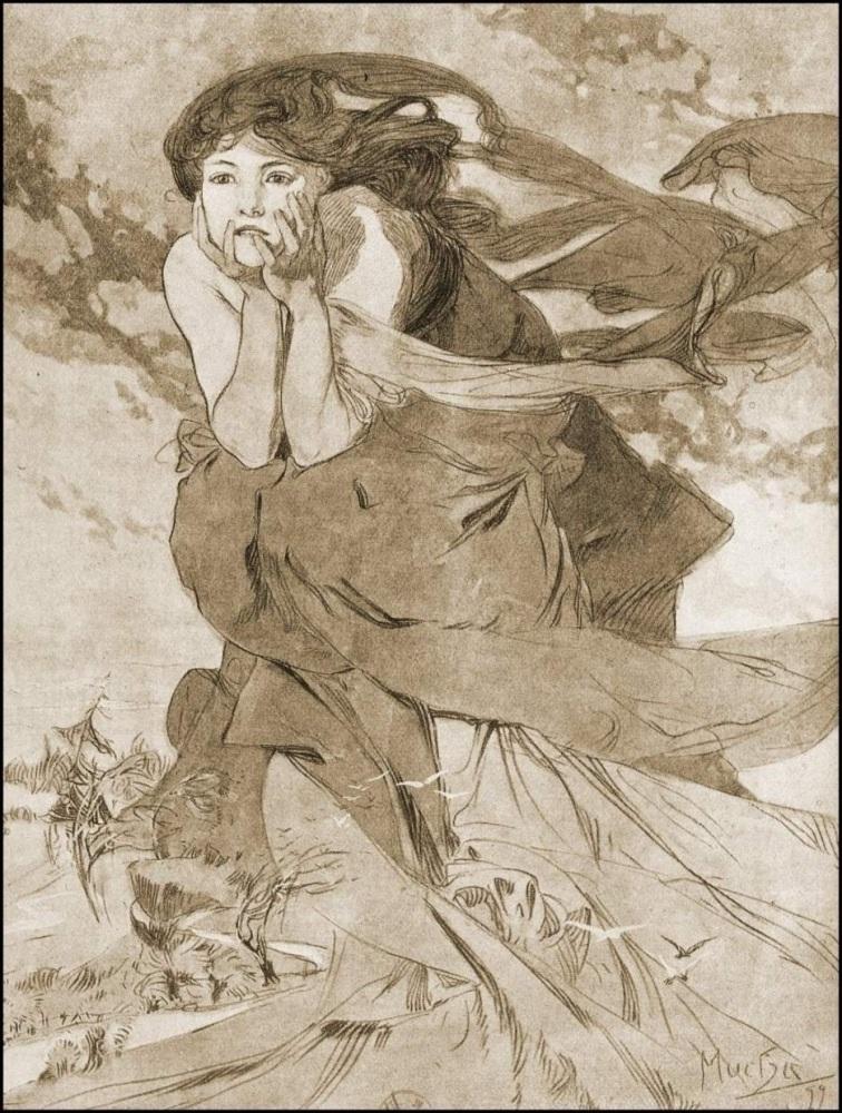 Meet the Classic Artist: Alphonse Mucha (2/6)