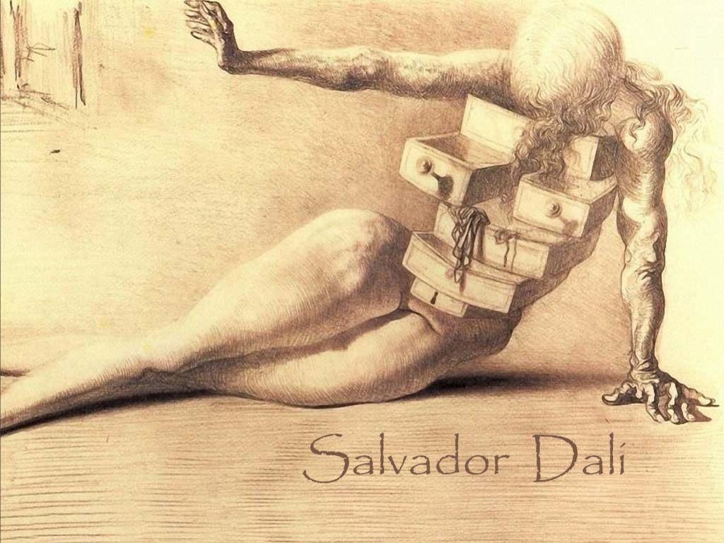 Meet the Classic Artist: Salvador Dali (just a taste) – PlanetJoy ...