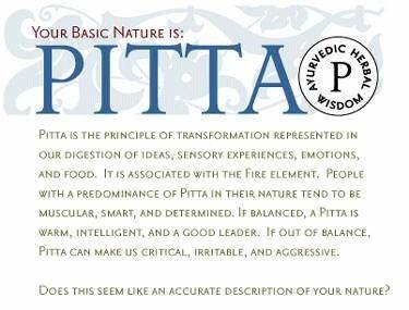 Detox for Pitta: Ayurveda (1/5)