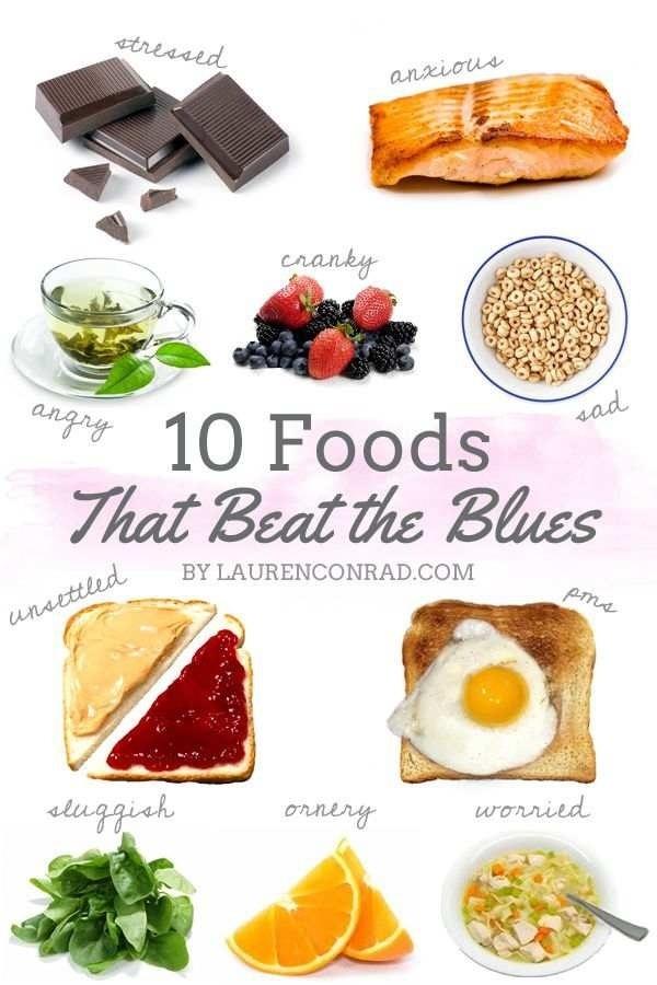 Stamina Foods List
